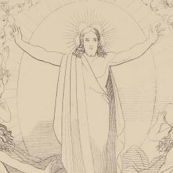 Triumph of Christ (Canto XXIII. Plate 23)