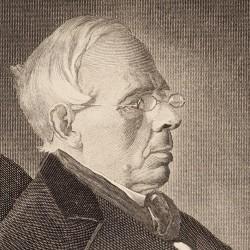 Portrait of Juan Eugenio Hartzenbusch