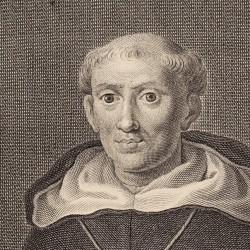 Portrait of Melchor Cano