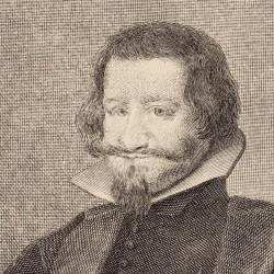 Portrait of Gaspar Guzmán y Pimentel, Count-Duke of Olivares