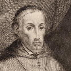 Portrait of Juan Bautista Pérez
