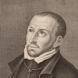 Portrait of Alfonso de Villegas