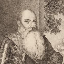 Portrait of Hernando de Alarcón