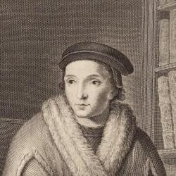 Portrait of Juan Luis Vives
