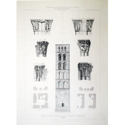 San Esteban Tower and exterior details (Segovia)