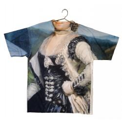 Camiseta Marquesa del Llano Cruz Novillo