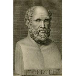 Busto de Isócrates