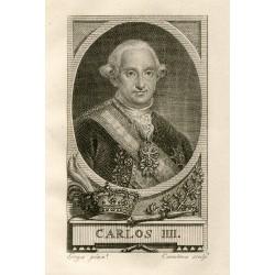 Two portraits of Carlos IV