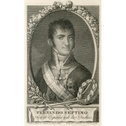 Portrait for Ferdinand VII