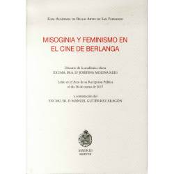Discurso de Josefina Molina: Misoginia y feminismo en el cine de Berlanga