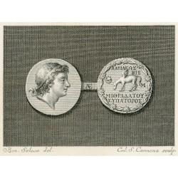 Mithridates coin
