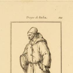 Outfit of a galley oarsman