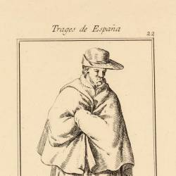 Outfit of a man from Granada