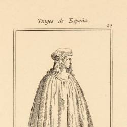 Outfit of a woman in Granada