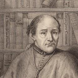 Portrait of Pedro de Quevedo Quintano