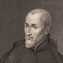 Retrato de Alfonso Salmerón
