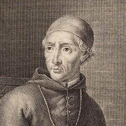 Portrait of Juan Martínez Siliceo