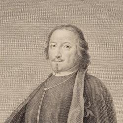Portrait of Nicolas Antonio