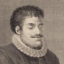 Franciscus Sanctius Brocensis portrait