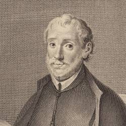 Portrait of Pedro Chacón