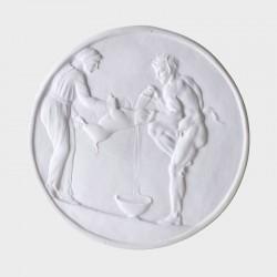 Medallón Sacrificio