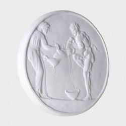 Medallion of a sacrifice