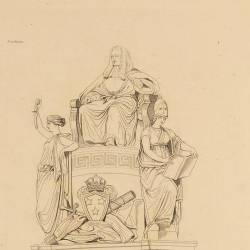 Monument of Lord Mansfield (Sculptures 1)