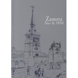 Zamora: año de 1850