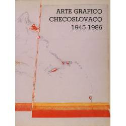 Arte gráfico checoslovaco, 1945-1986