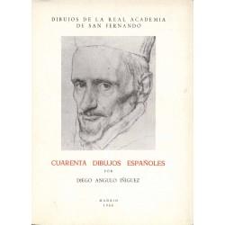 Cuarenta dibujos españoles
