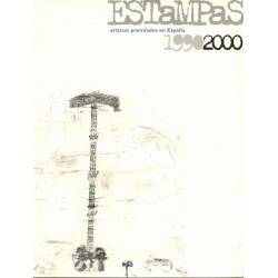 Estampas, artistas premiados en España 1990-2000