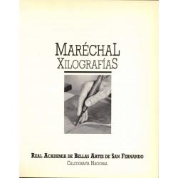 Xilografías y montajes de François Marechal