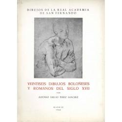 Veintiséis dibujos boloñeses y romanos del siglo XVII