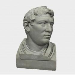 Head of Filetero de Pérgamo (reduction)