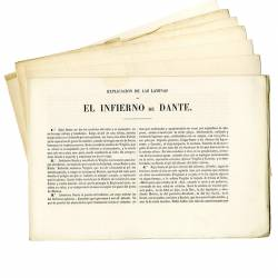 Complete collection of Dante's Inferno