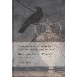Aquellas aves de Pompeya : un paseo ornitológico en el año 79 d.C.