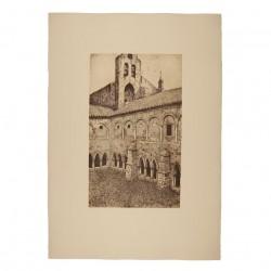 Segovia. Saint Mary la Real de Nieva