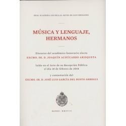 Música y lenguaje, hermanos
