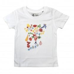 Camiseta Arcimboldo infantil