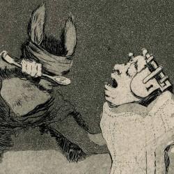 Los Chinchillas (Capricho Nº50)