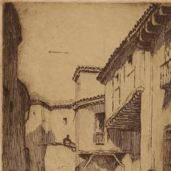 Segovia. Street