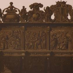 Legos ashlar, Carthusian monastery of Miraflores (Burgos)