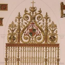 Gates of the Burgos Cathedral (Burgos)
