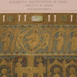Arqueta y patena del Monasterio de Sto. Domingo de Silos