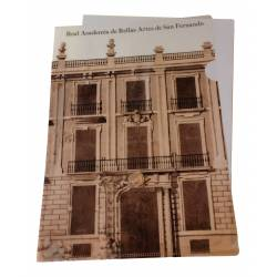 Folder Fachada de la Academia