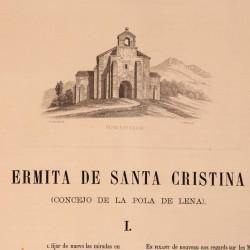 Chapel of Santa Cristina (Council of Pola de Lena)