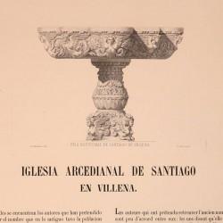 Archdeacon Church of Santiago in Villena