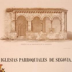 Parish churches of Segovia