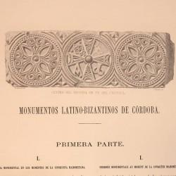 Latin-Byzantine monuments of Córdoba