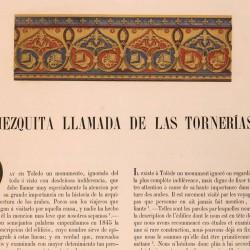Mosque called Tornerías